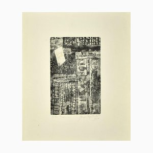 Rome - Etching on Paper - 1980