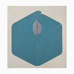 Shu Takahashi - Hexagon - Mixed Media - 1973