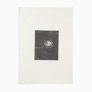 Gian Paolo Berto - the Eyes - Original Print - 1970s