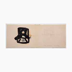 Kumi Sugai - Figure - Original Lithograph - 1964