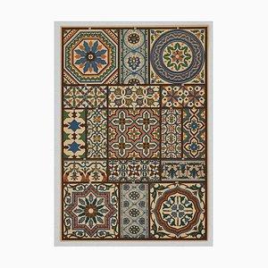 Unknown - Patterns of the Italian Renaissance - 19. Jahrhundert