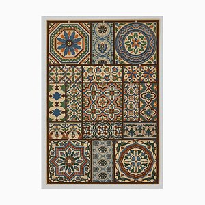 Unknown - Patterns of the Italian Renaissance - 19th century