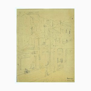 Architecture - Pen on Paper - 1946