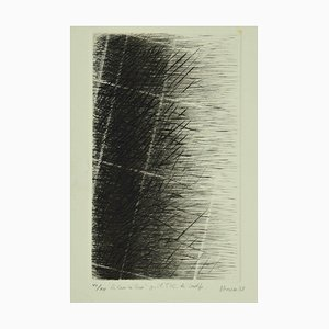 Guido Borsotto - Composition - Gravure à l'eau-Forte, 1978