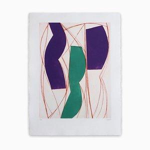 14av10g-2014, Abstract Print, 2014