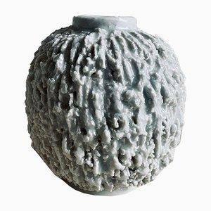 Petit Vase Chamotte par Gunnar Nylund