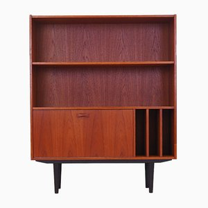 Danish Teak Bookcase from Clausen & Søn, 1970s