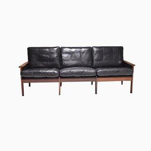 Rosewood Sofa by Illum Wikkelsø for Niels Eilersen, 1960s