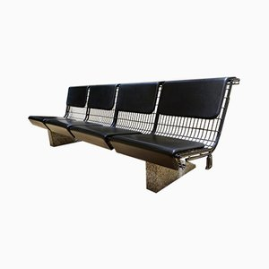 Vintage Bench from Tecno