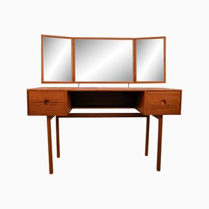 Mid-Century Danish Modern Teak Dressing Table from Aksel Kjersgaard