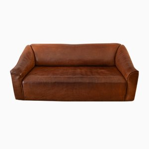 Leather 3-Seater DS47 Sofa from de Sede, 1970s
