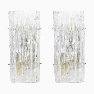 Austrian Sconces from Kalmar, 1960s, Set of 2