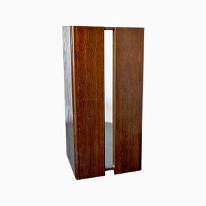 Holzschrank von Giovanni Offredi, 1960er
