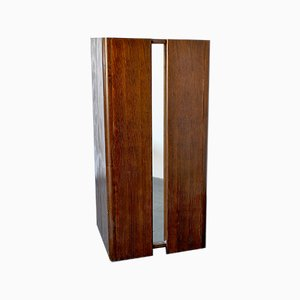 Wooden Cabinet by Giovanni Offredi, 1960s