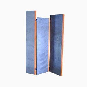 3-teiliger Raumteiler aus Holz von CCS, 2000er