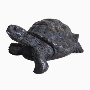 Mini Sculpture of a Bronze Turtle, 1960s