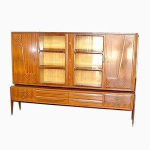 Pharmacy Showcase Cabinet by Vittorio Dassi for Dassi, 1950s