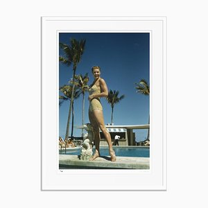 Esther Williams Framed in White by Slim Aarons
