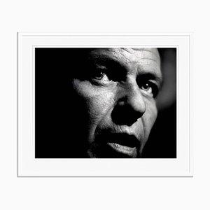 Frank Sinatra Archival Giclée-Druck in Weiß von Allan Ballard