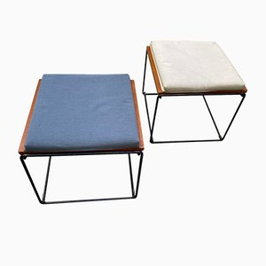 Side Tables by Pierre Guariche, 1975, Set of 2