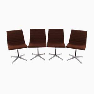 EA 106 Stühle von Charles & Ray Eames für Vitra, 1970er, 4er Set