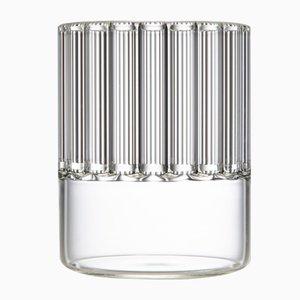 Juego de colección de vasos Flight Collection Hand-Crafted de vidrio de Fferrone