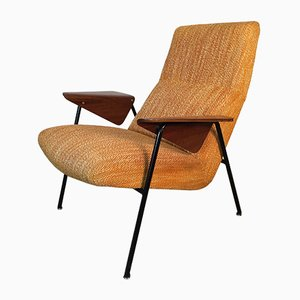 German Mid-Century Lounge Chair by Arno Votteler for Walter Knoll / Wilhelm Knoll