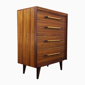 Mid-Century Chest of Drawers from Lebus, 1960s