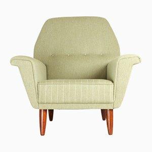 Vintage Danish High Back Lounge Chair by Georg Thams for Vejen Polstermøbelfabrik, 1960s