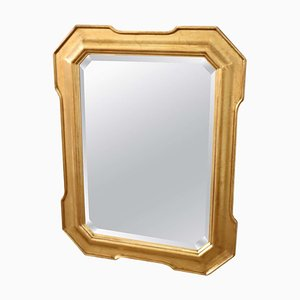 Giltwood Wall Mirror, 1980s