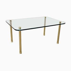 Crystal Coffee Table, 1980s