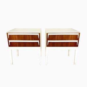 Tables de Chevet Space Age, 1970s, Set de 2