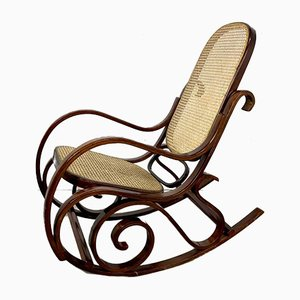 No. 1 Rocking Chair from Thonet, 1940s