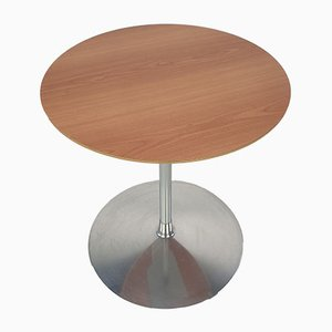 Tavolino da caffè rotondo Circle di Pierre Paulin per Artifort, anni '90