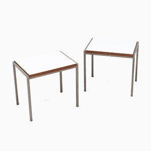 Japanese Series Side Tables by Cees Braakman for Ums Pastoe, Set of 2