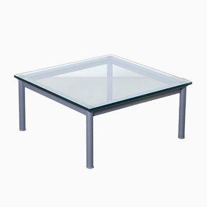 Tavolino da caffè Lc10-p grigio di Le Corbusier per Cassina