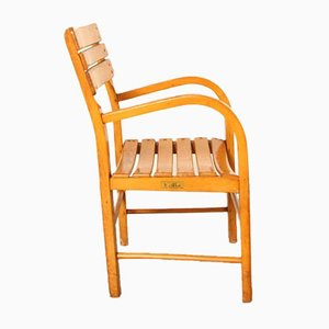 White Children's Chair from Unifa