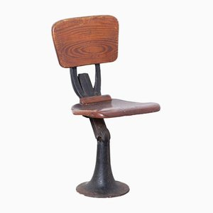 Early Industrial Work Stool