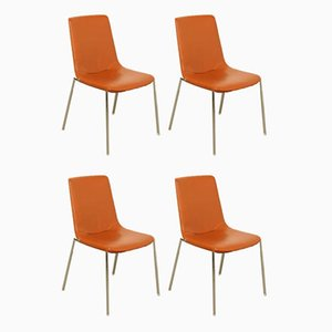 Model Ds-717/61 Dining Chairs by Claudio Bellini for de Sede, Set of 4