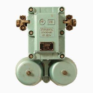 Campanello di allarme verde di Cccp