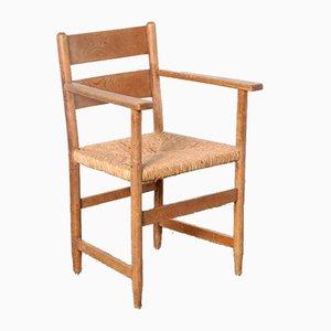 Woven Seagrass Chair