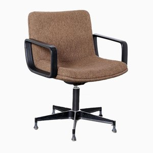 Office Chair with Armrests by Jan Jacobs for Gispen