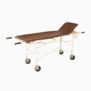 Stretcher with Rolling Undercarriage