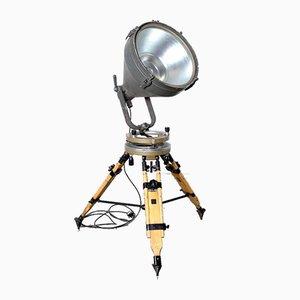 Industrial Surveyors Tripod Lamp
