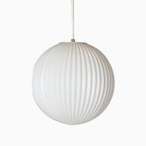 White Globe Hanging Light from Philips