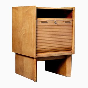 Brown Chest of Drawers from Schaik & Berghuis