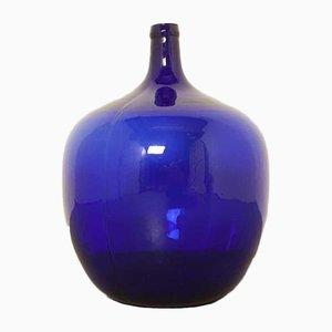 Blue Fermenting Bottle
