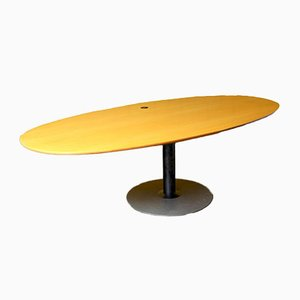 Oval Conference Table from Knoll