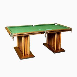 Billiard Table from E.J. Riley Ltd.
