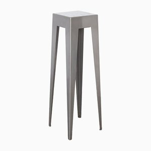 Grey Standing Table by Nel Verschuuren